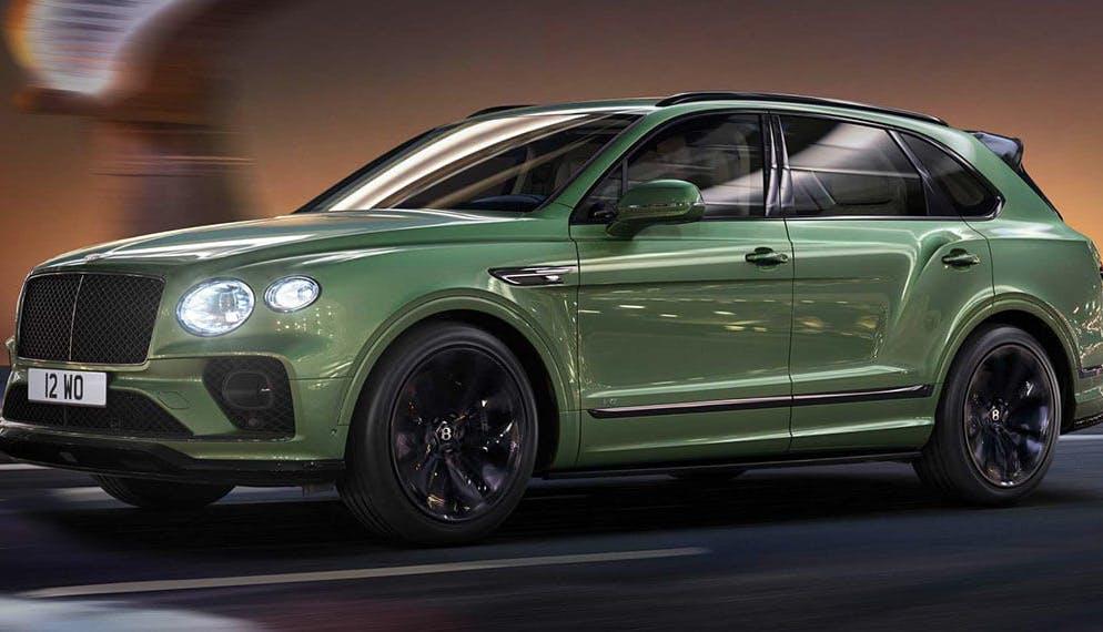 Bentley ne produira bientôt plus que des voitures électriques
